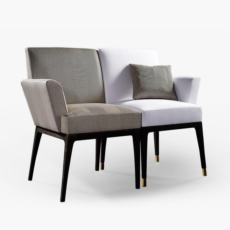 1138 fauteuil milano 6162G 3 1