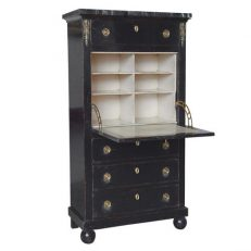 561A-SECRETAIRE-EMPIRE-MERISIER-Black