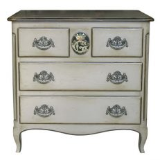 692 B GRIS COMMODE