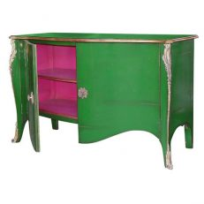 696 B COMMODE Green