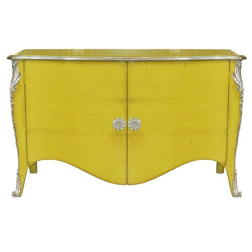 696 B COMMODE Gelb