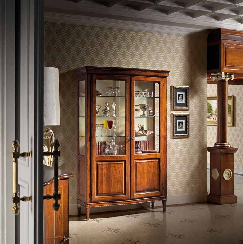 713_Two-doors-display-cabinet