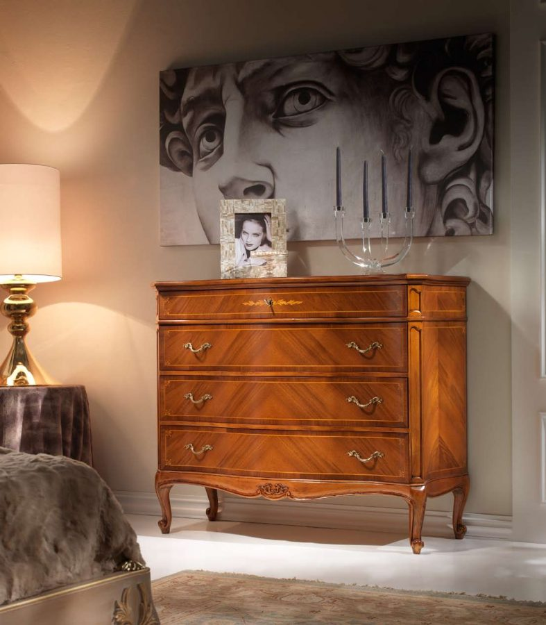 731 Chest of drawers cm 126 x 53 x h106