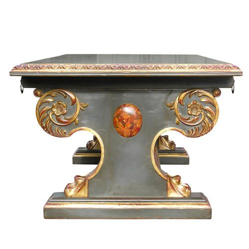 751 TABLE BAROQUE ITALIENNE