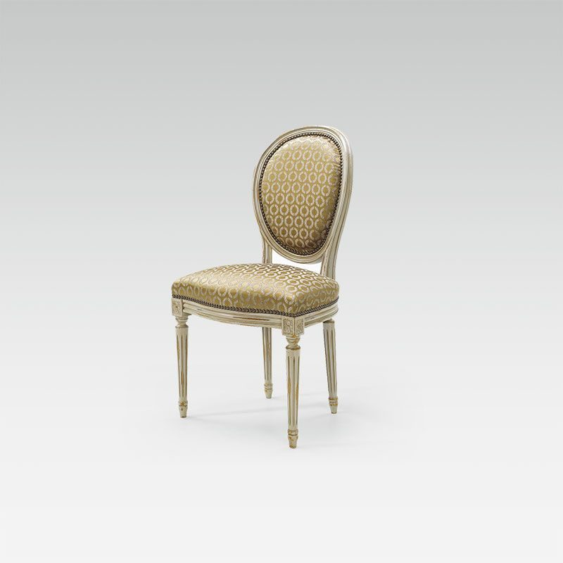 811 chaise louis xvi medaillon 606n 1 2