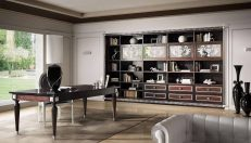 AB10054.01_Bookcase-with-four-doors-and-six-drawers