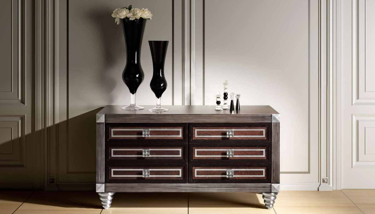 AB10054.06 Chest of six drawers