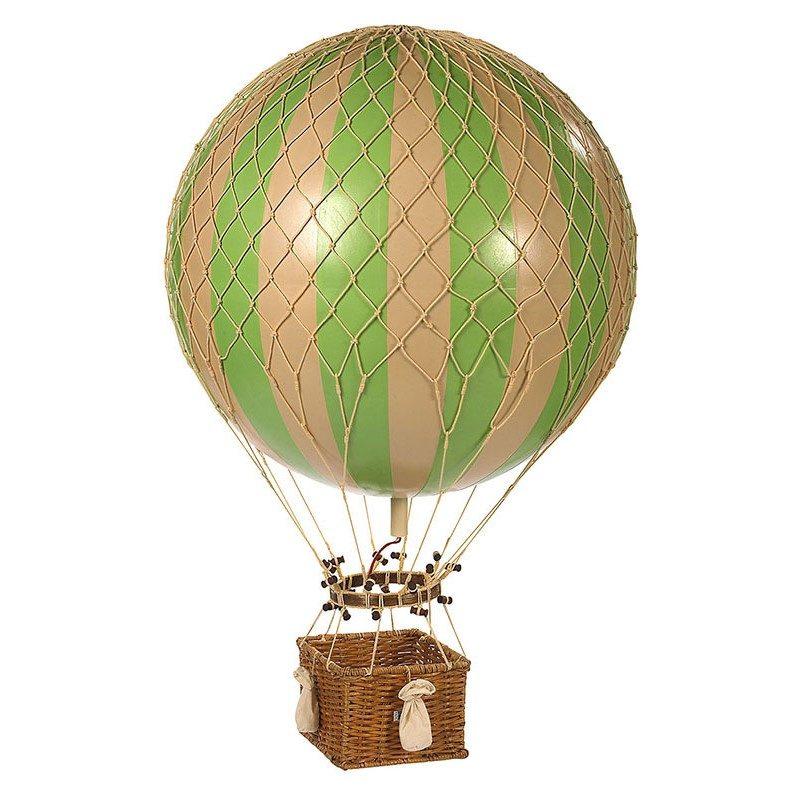 AP168G Jules Verne Balloon Green 1