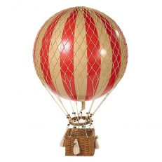 AP168R Jules Verne Balloon Red 1