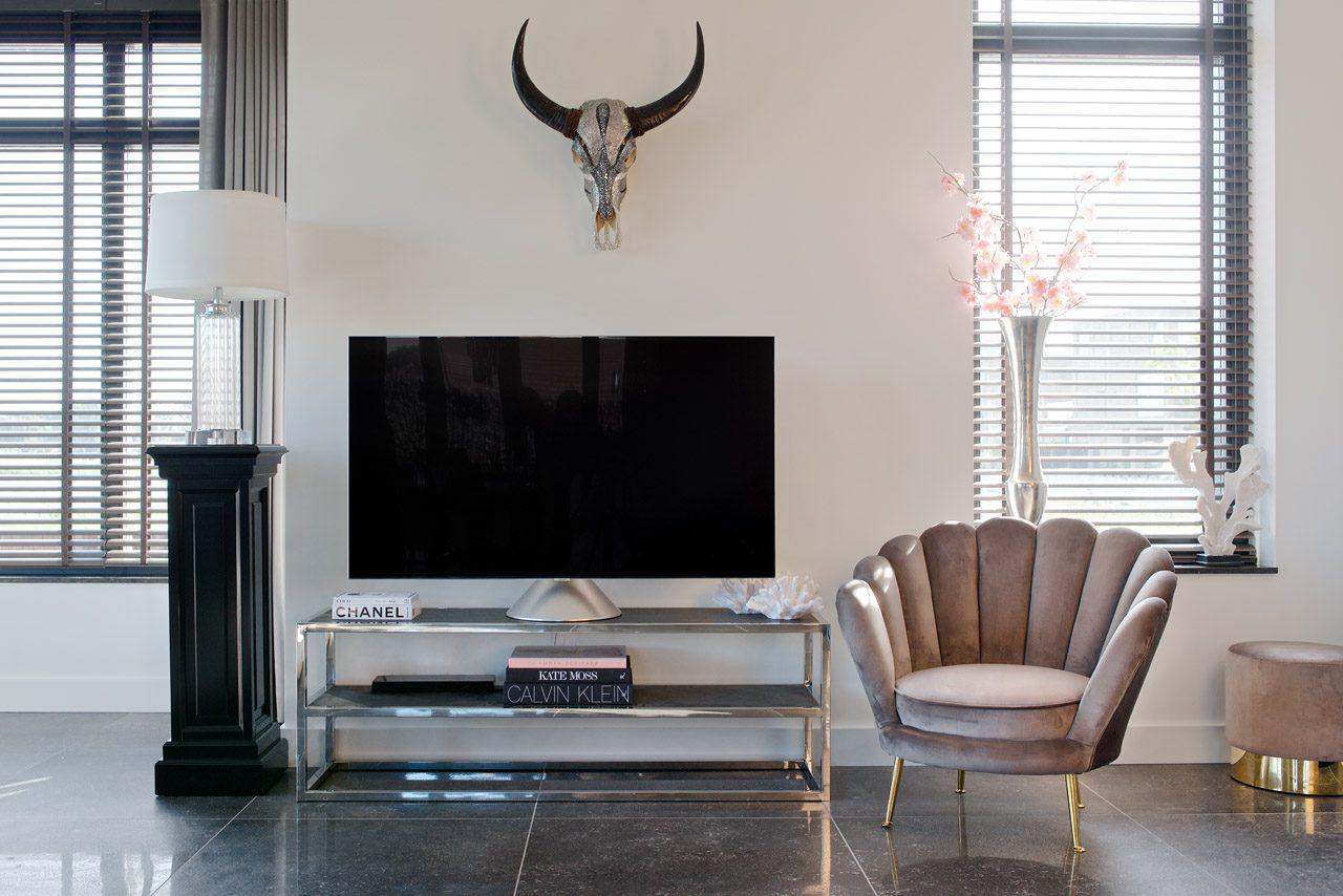 Blackbone Silver tv dressoir2 7425