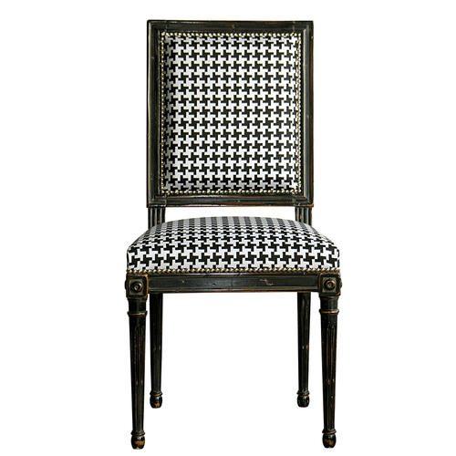 Chair 4791 B Chaise Jacob 2009 Black Frame Moissonnier 2