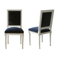 Chair Jacob noir 2 Moissonnier 1