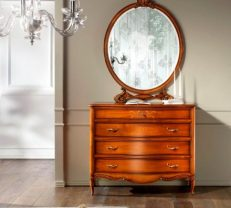 Chest of drawers 7133 Barocchetto