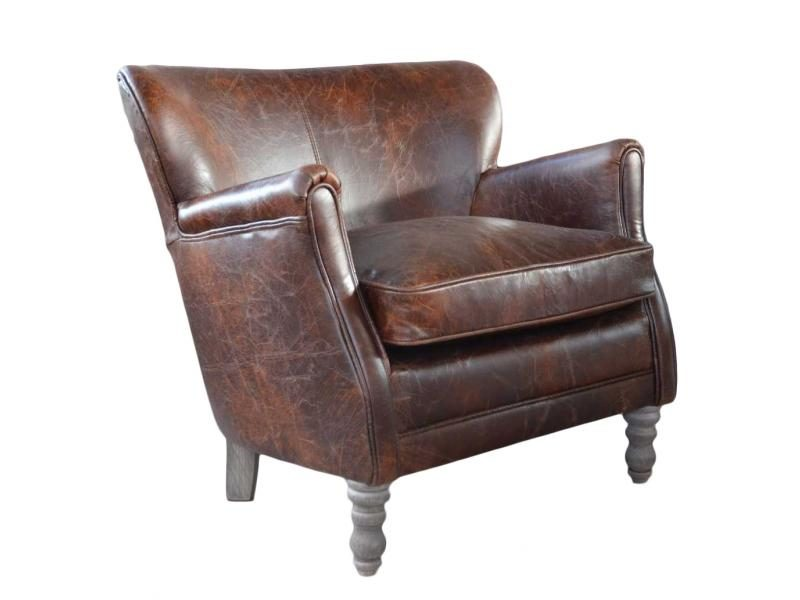 Club Chair Roy SC7135 80
