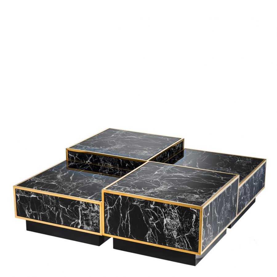 Coffee Table Concordia set of 4 110665
