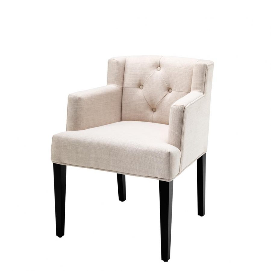 Dining Chair Boca Raton with arm 109907 0 2