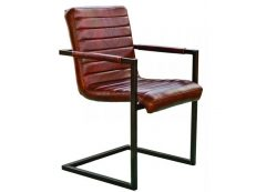 Dining Chair Bruce Metal Finish Frame SC07 55 2