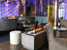Fireplace-in-Restaurant