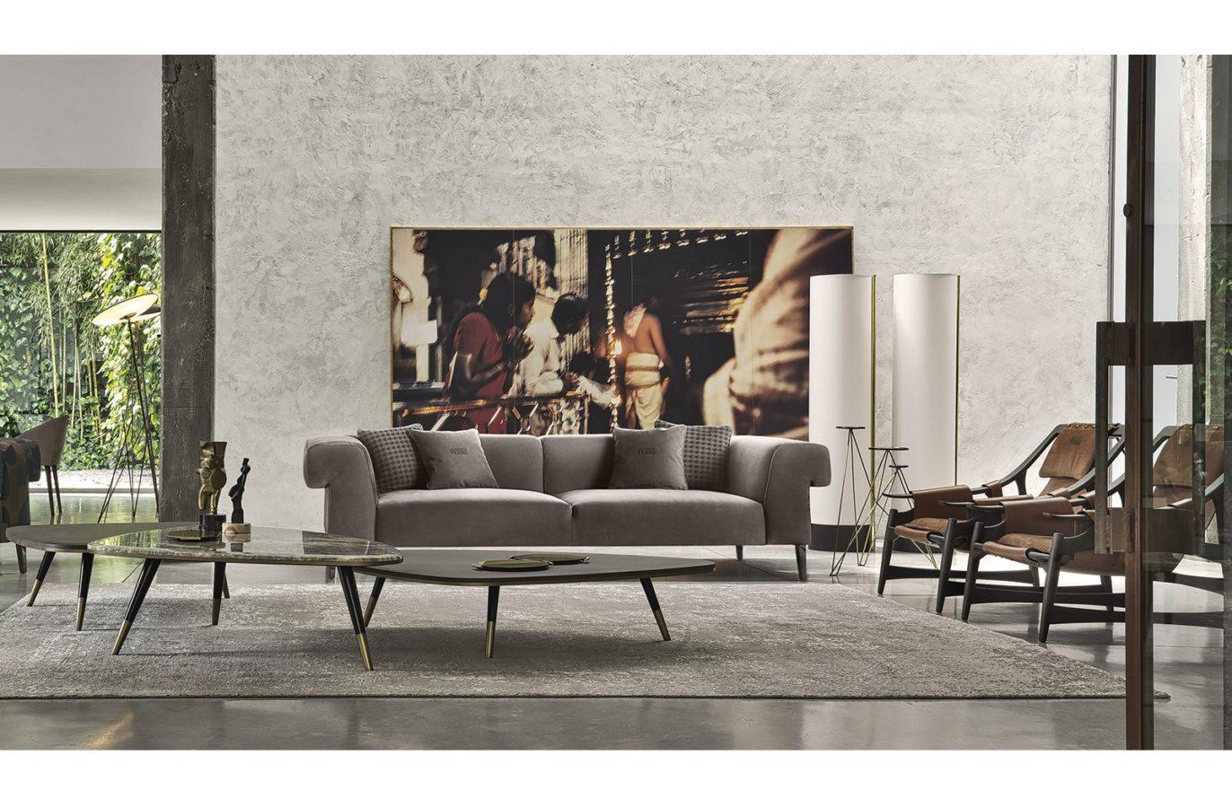 GIANFRANCO FERRE HOME SOHO sofa 01