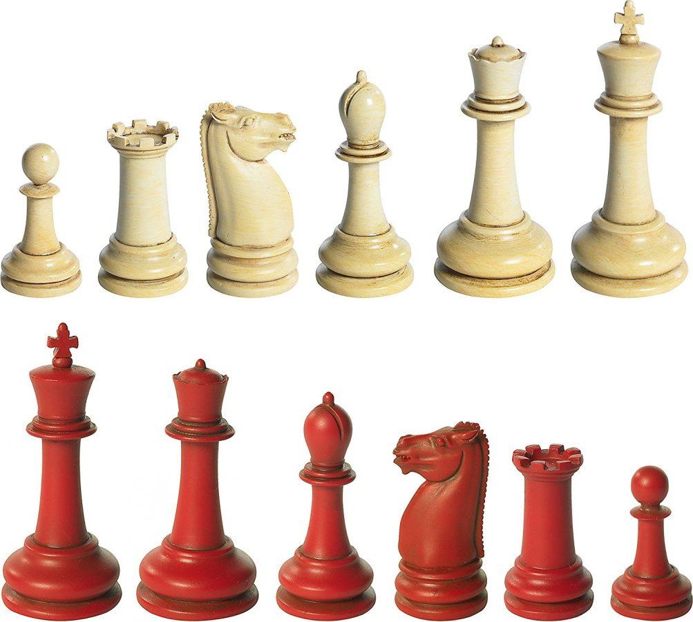 GR021 Classic Staunton Chess Set 1