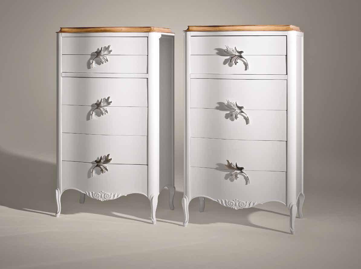Gala Tall Dresser 13025