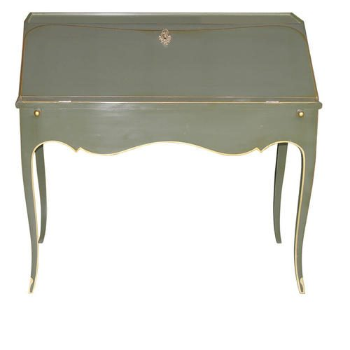 L.XV-SECRETARY-DESK-Green