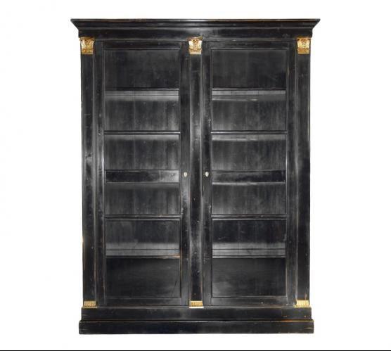 LXVI Noir library Moissonnier
