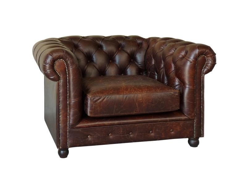 Love Seat Chesterfield 1.5 seater SC7118 123