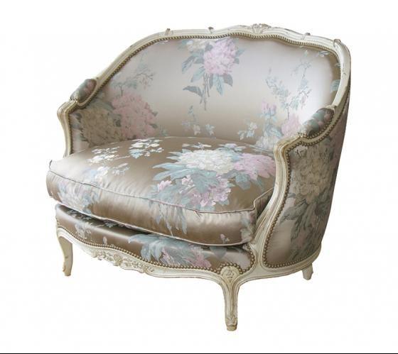 MARQUISE GONDOLE armchair beige