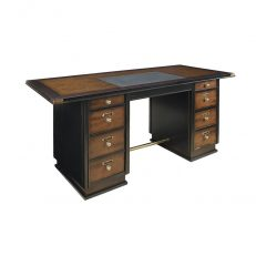 MF014_Captain's-Desk-Black