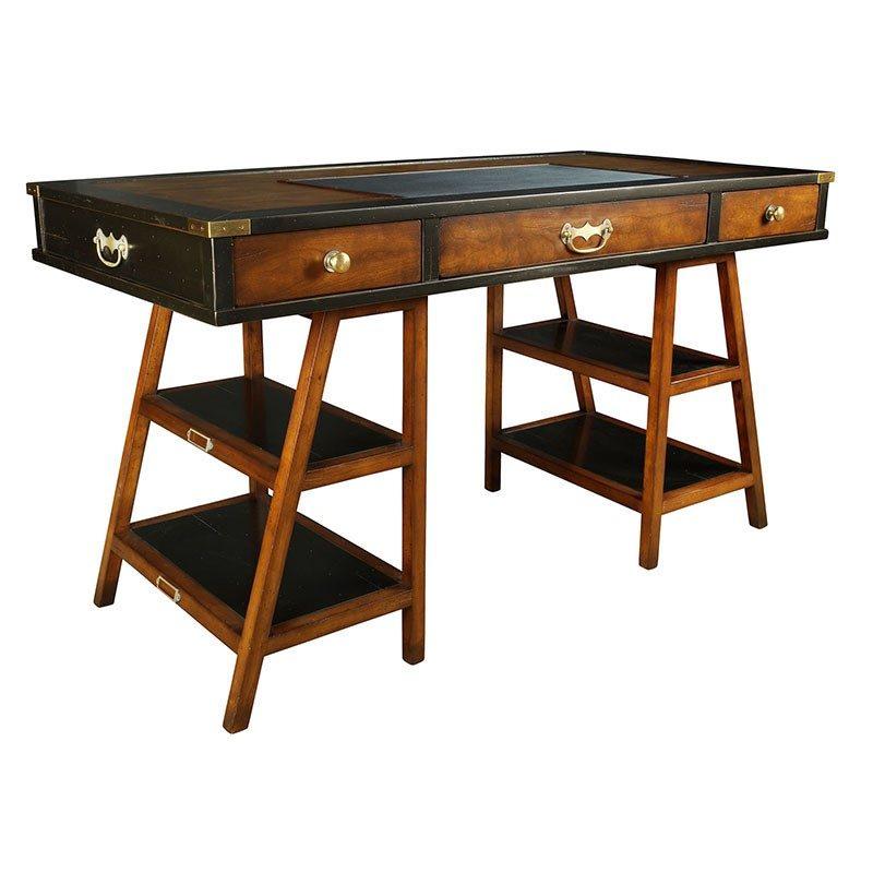 MF022_Navigator's-Desk-Black