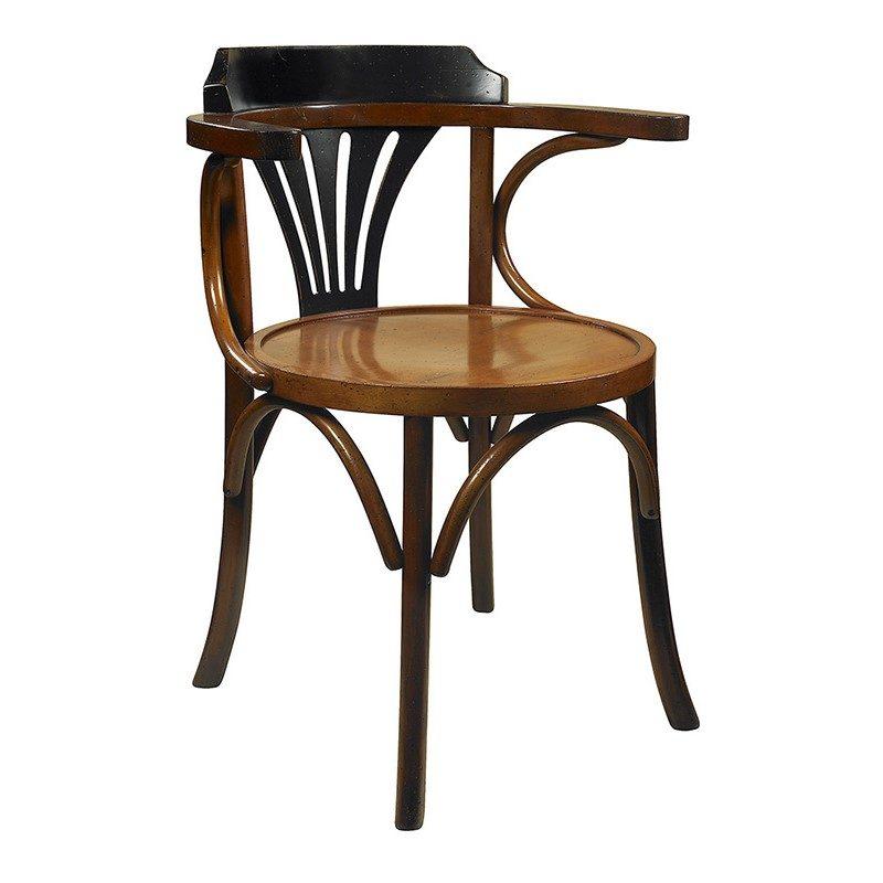 MF046Z Navy Chair Black Honey 1