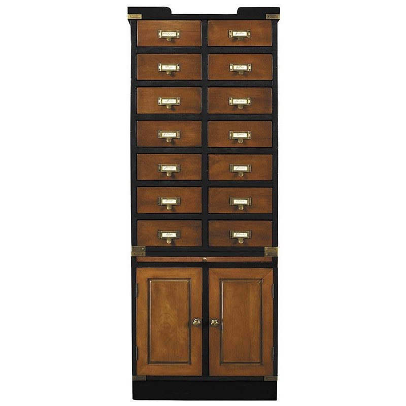 MF070B Collector's Cabinet II Doors