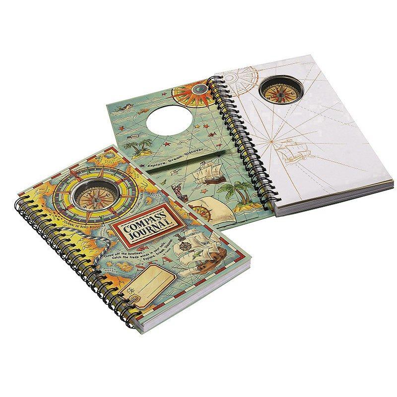 MS010A Compass Journal 1