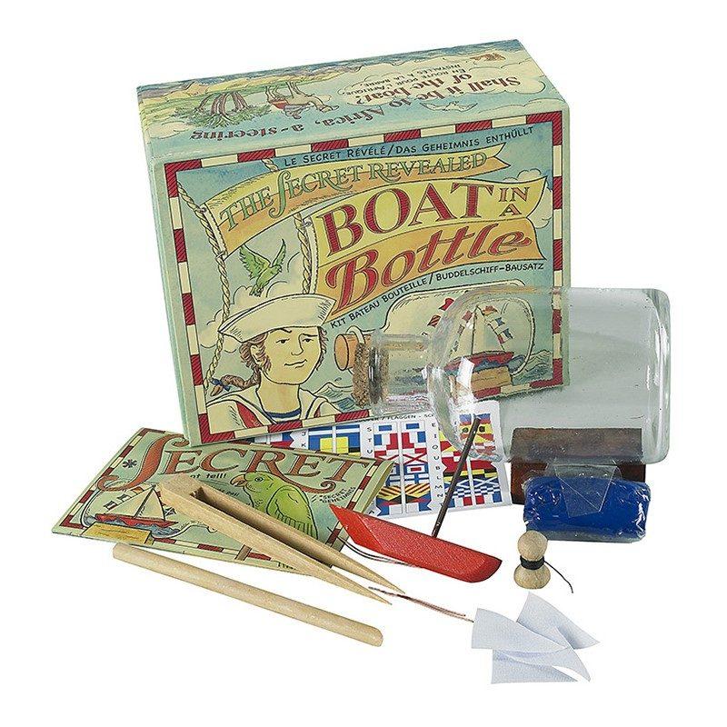 MS022A Boat In A Bottle Kit 1