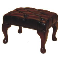 Queen-Anne-Stool