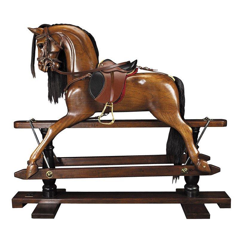 RH006 Victorian Rocking Horse 1
