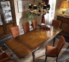 Rectangular dining table TV009F Trevigiano