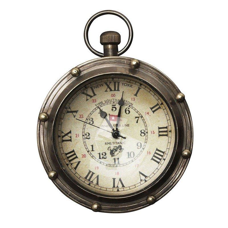 SC055 Porthole Eye Of Time Bronze 1