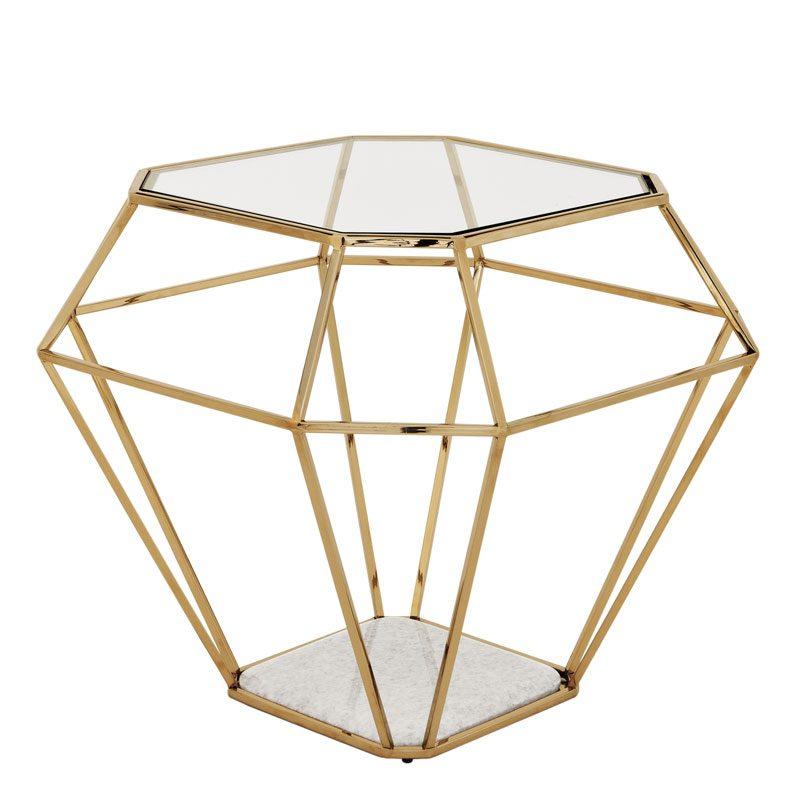 Side Table Asscher 109112 0 1