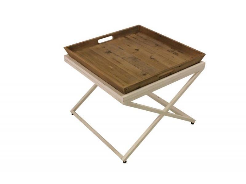 Side Table Columbus White TA6873 623