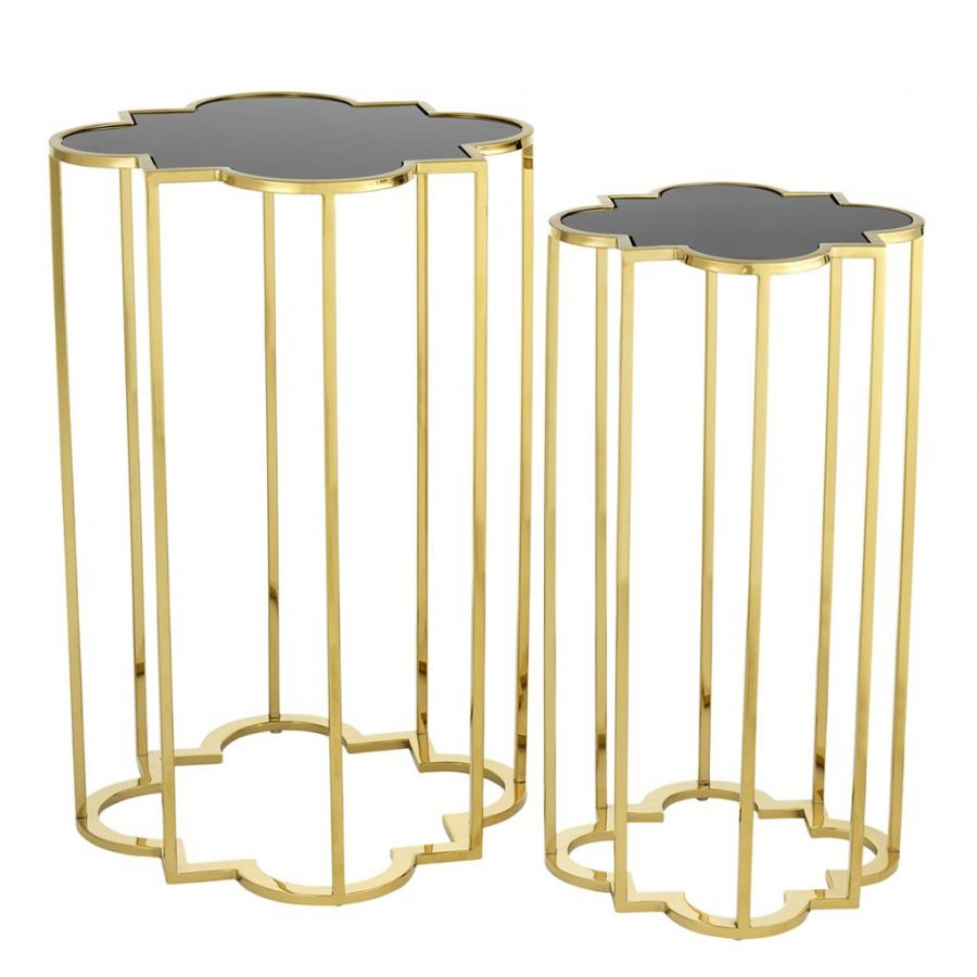 Side Table Concentric set of 2 109796 0 1