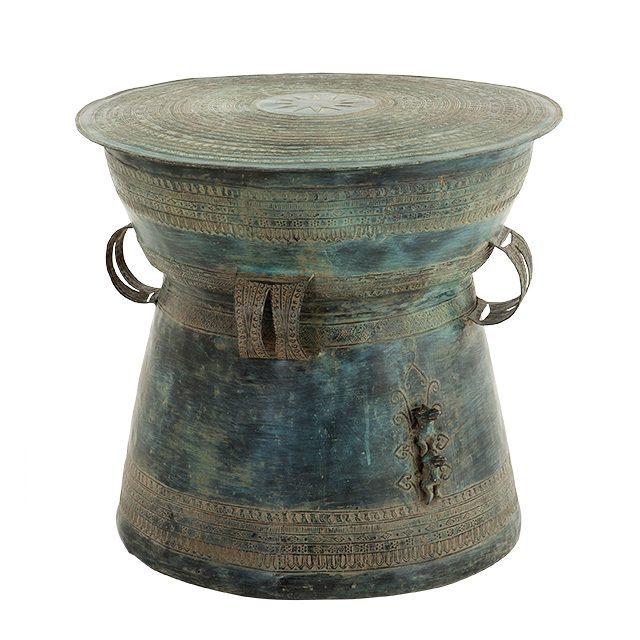 Side Table Drum Thai 106914 0 1