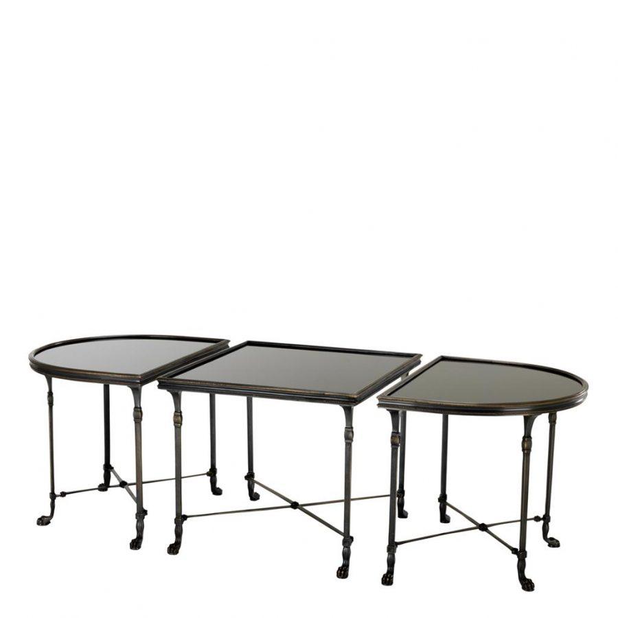 Side Table Grand Sablon set of 3 109835 0 1
