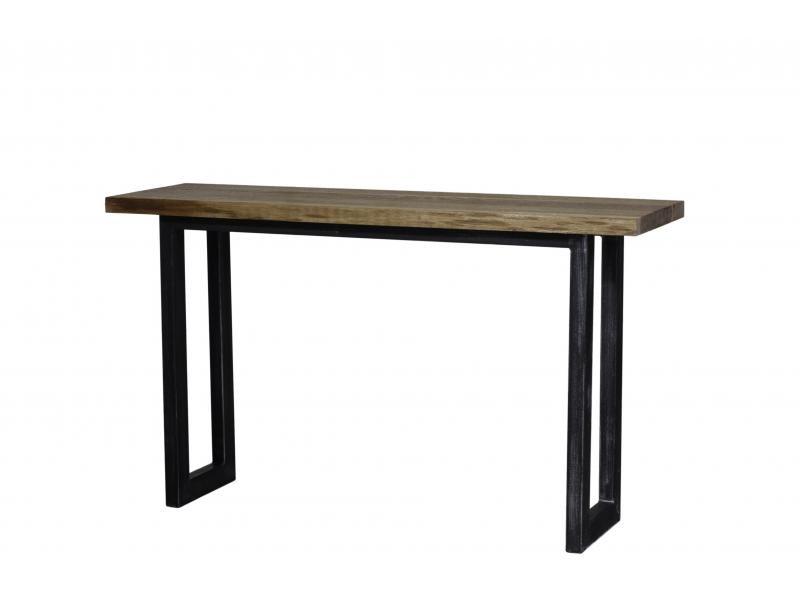 Side Table Industrial Loft 135 TA ICO 3 135 x 40
