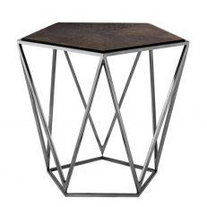 Side Table Pentagon  110615 0 1