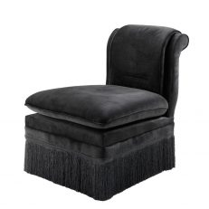 Slipper Chair Boucheron 109853 0