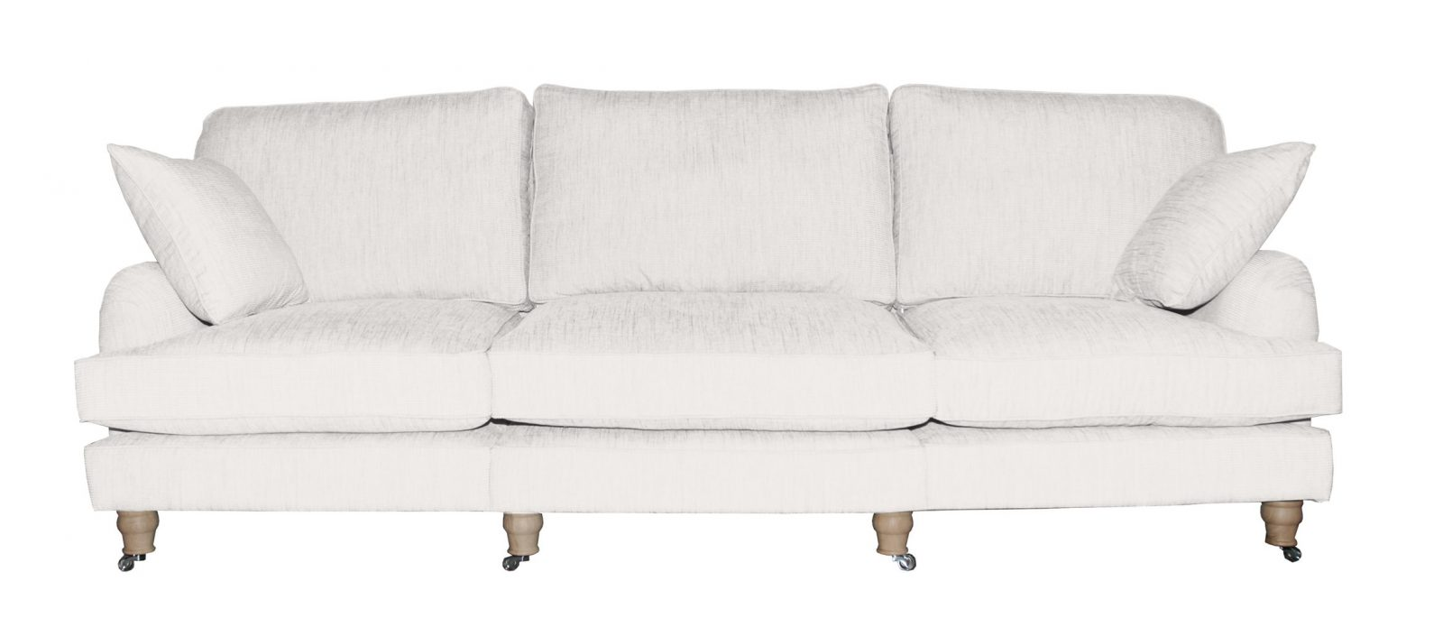 Soffa Howard medium 35 sits rak 5296 vit