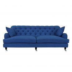 Soffa Howard medium pikerad 3 sits rak 5189