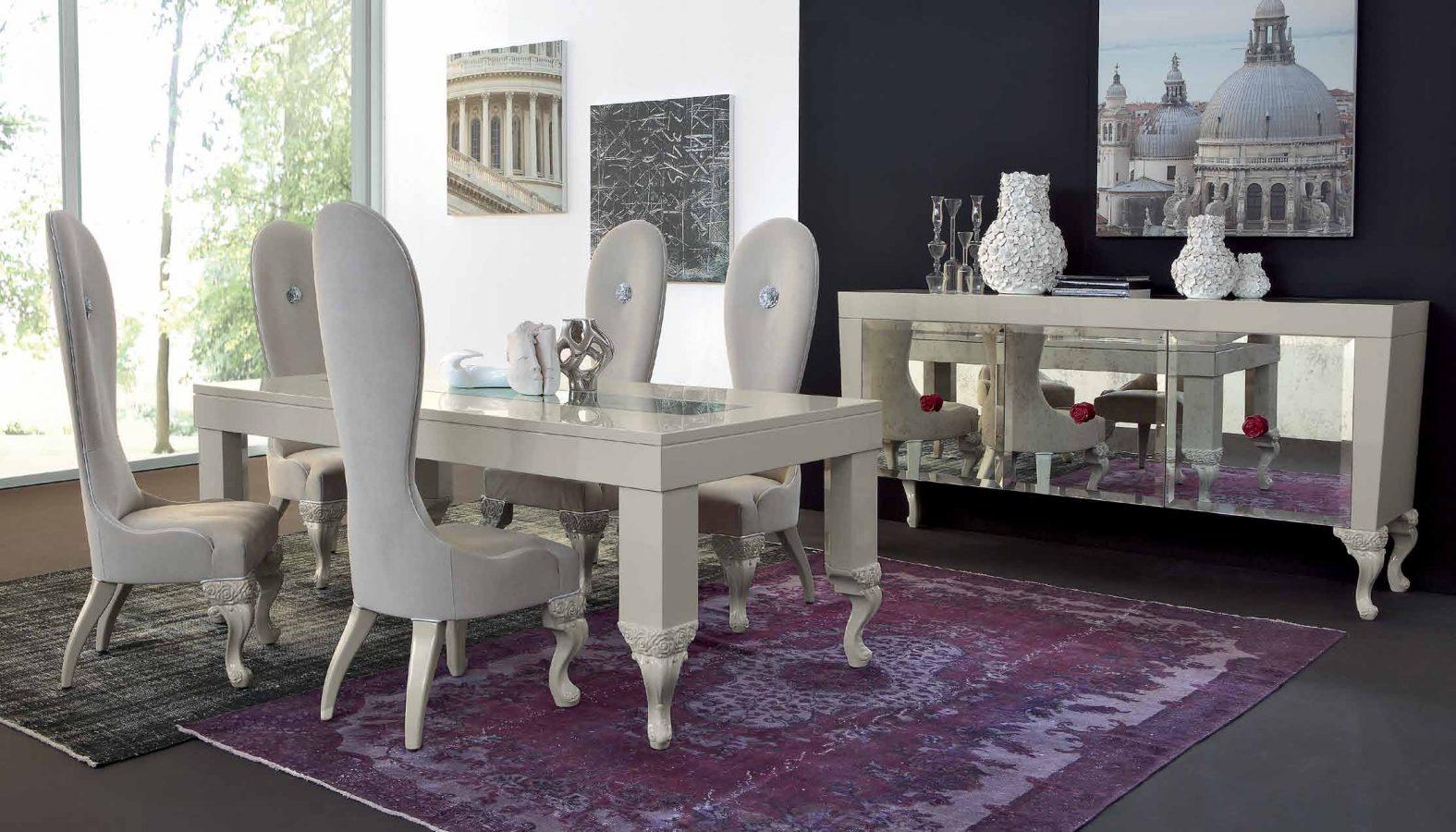 Table TV.909XS L 200 P 100 H 78 aperto open L 300